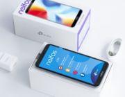 TP-Link Neffos C9A - tani smartfon z wyświetlaczem 18:9