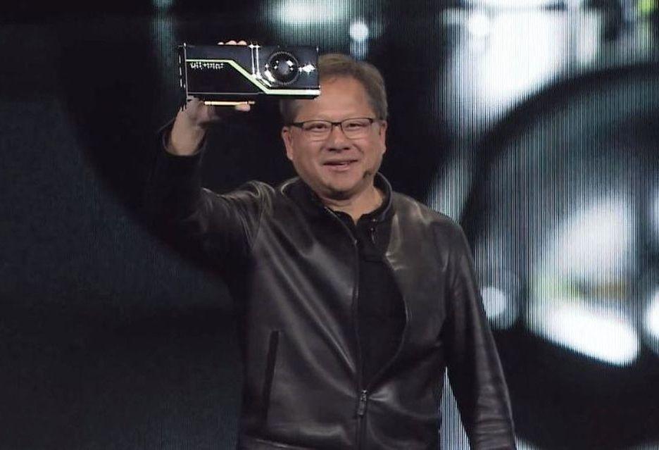 Nvidia prezentuje profesjonalne karty graficzne Quadro RTX z generacji Turing