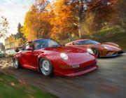 Kolejne materiały wideo z Forza Horizon 4