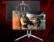 AOC zapowiada nowe monitory dla graczy - AG273QCX z FreeSync i AG273QCG z G-Sync