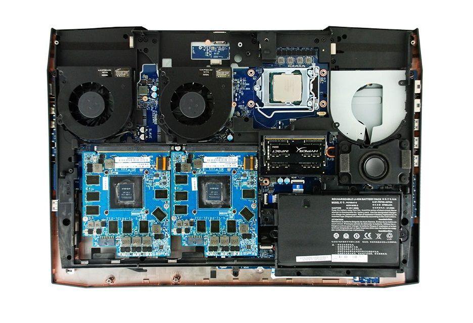 Eurocom zapowiada laptopy z procesorami Intel Core i7-9700K i Core i9-9900K
