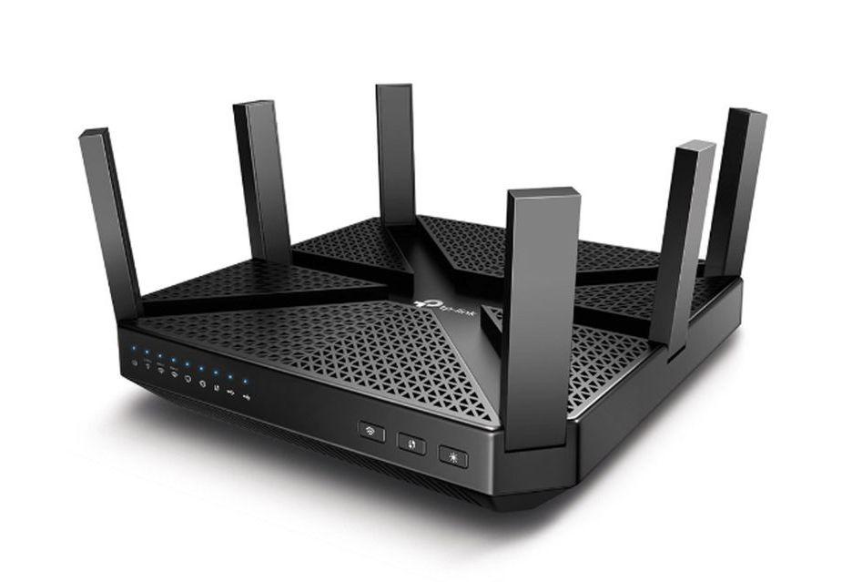 TP-Link Archer C4000 - trzypasmowy router dla wymagających