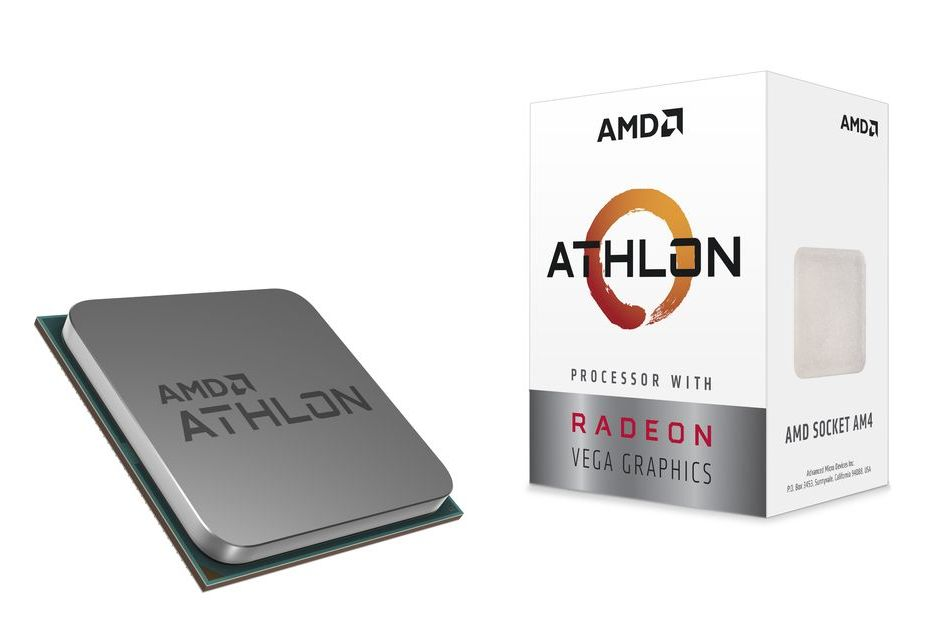Legenda wraca na rynek – premiera procesora AMD Athlon 200GE [AKT.2 ]