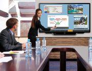 80-calowy Sharp Big Pad 4K - stworzony do usprawniania pracy