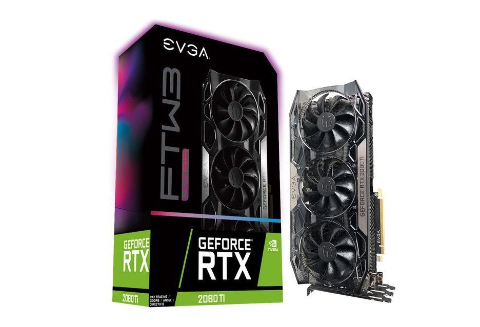 EVGA GeForce RTX 2080 i RTX 2080 Ti w potężnej wersji FTW3 Ultra [AKT.]