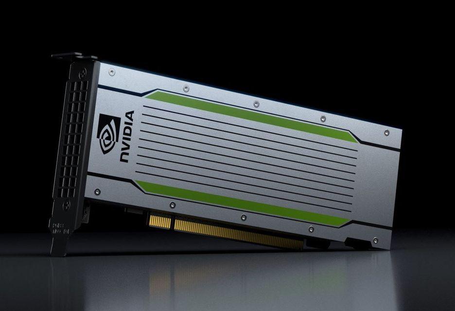 Nvidia prezentuje akcelerator Tesla T4 - profesjonalny model z generacji Turing