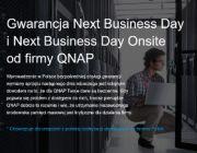 Naprawa lub wymiana następnego dnia - serwery QNAP NAS z gwarancją NBD