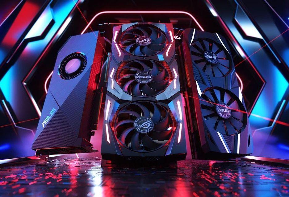 ASUS prezentuje trzy autorskie karty GeForce RTX 2070 - nowe modele nie są zaskoczeniem