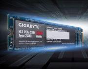 Gigabyte prezentuje nośniki SSD PCIe