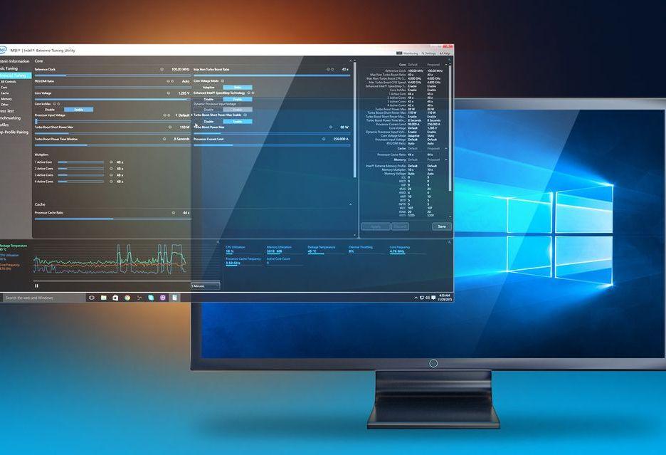 Felerna poprawka Windows 10 blokuje podkręcanie procesorów Haswell-E i Broadwell-E