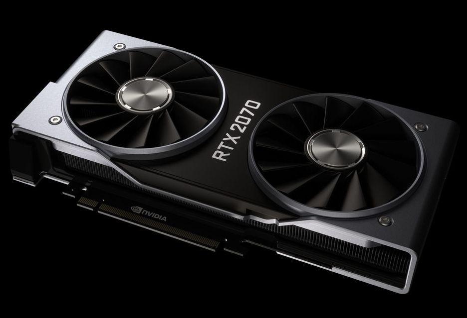 GeForce RTX 2070 - znamy szczegóły odnośnie premiery