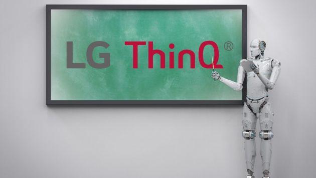 Jak działa sztuczna inteligencja w telewizorach LG?