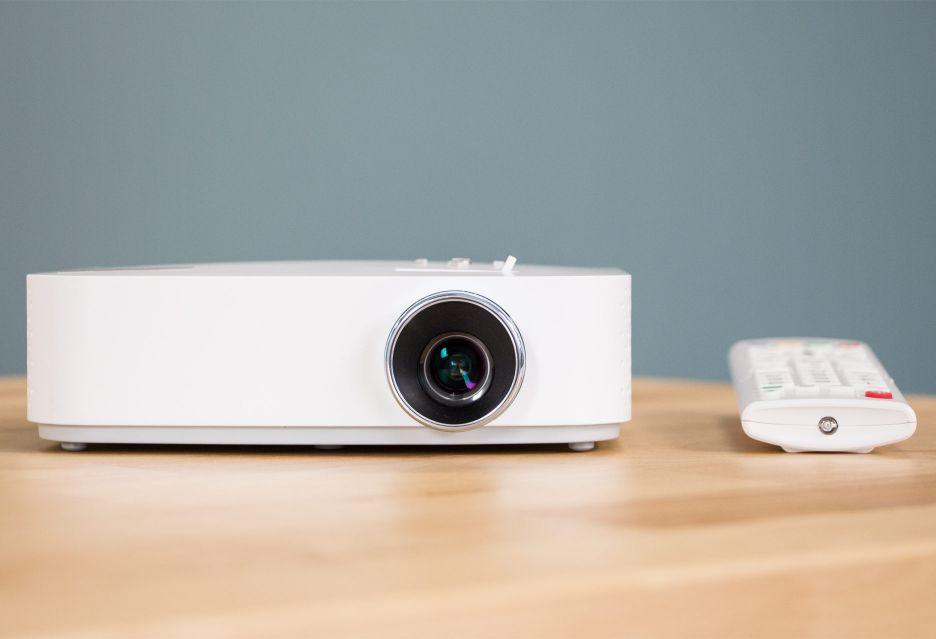 LG PF50KS - jak bardzo smart może być projektor? | zdjęcie 2