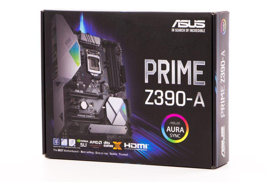 ASUS Prime Z390-A - świeżutki Prime raz! | zdjęcie 4