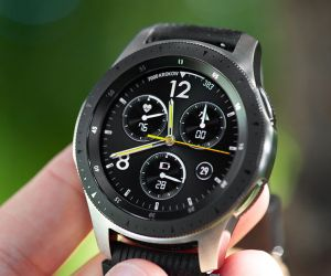 Samsung Galaxy Watch - test