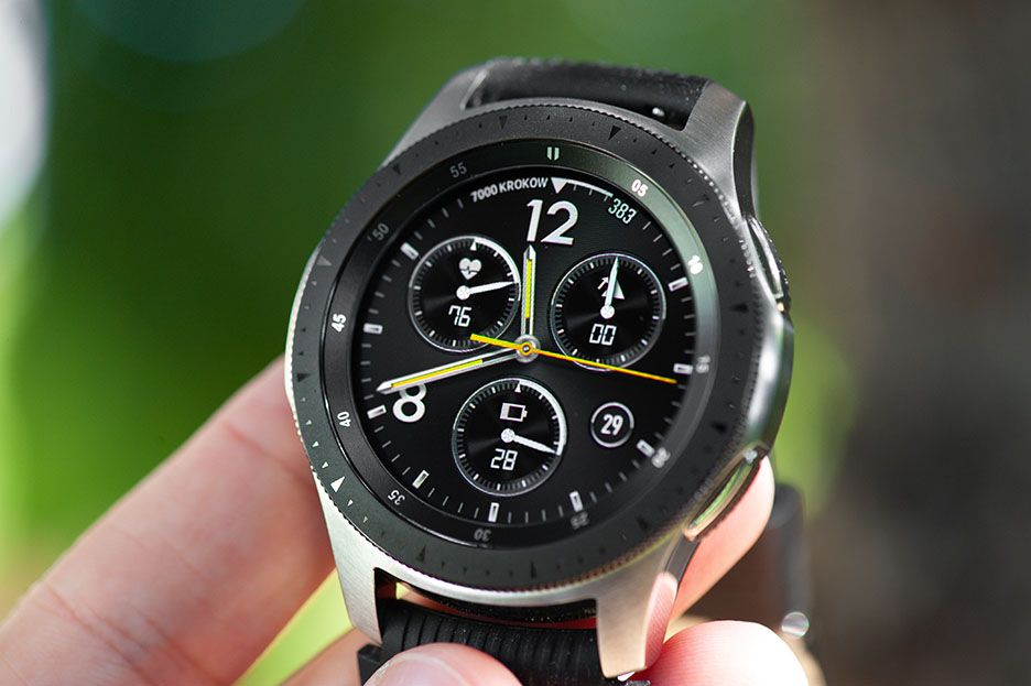 Samsung Galaxy Watch - test