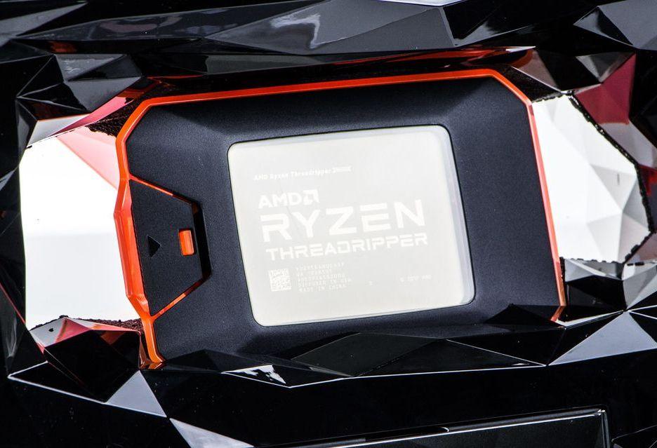 AMD Ryzen Threadripper 2920X i 2970WX - wiemy kiedy nowe procesory trafią do sprzedaży