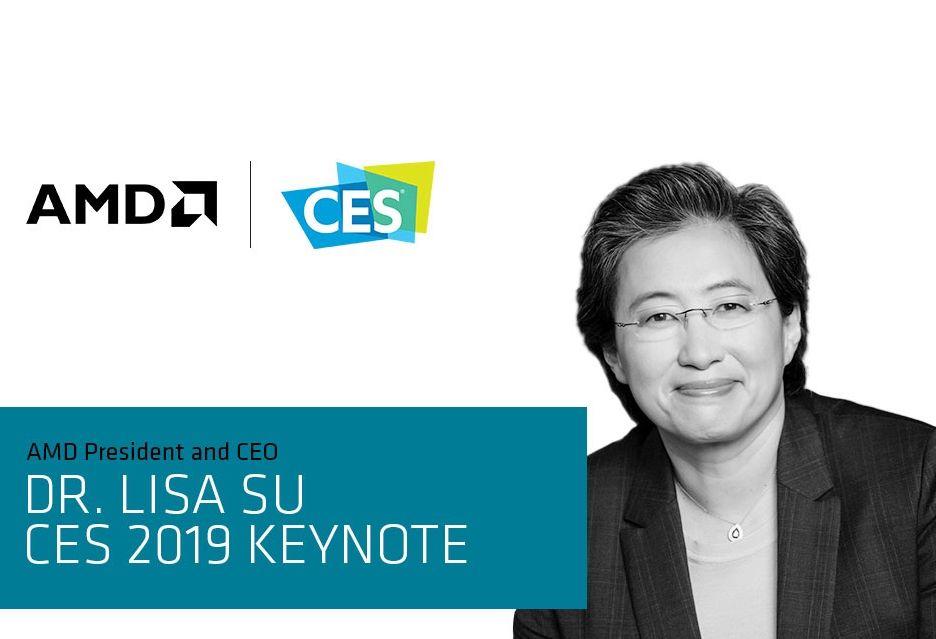 AMD przygotowuje ważną konferencję na CES - producent zapowie procesory i karty w 7 nm
