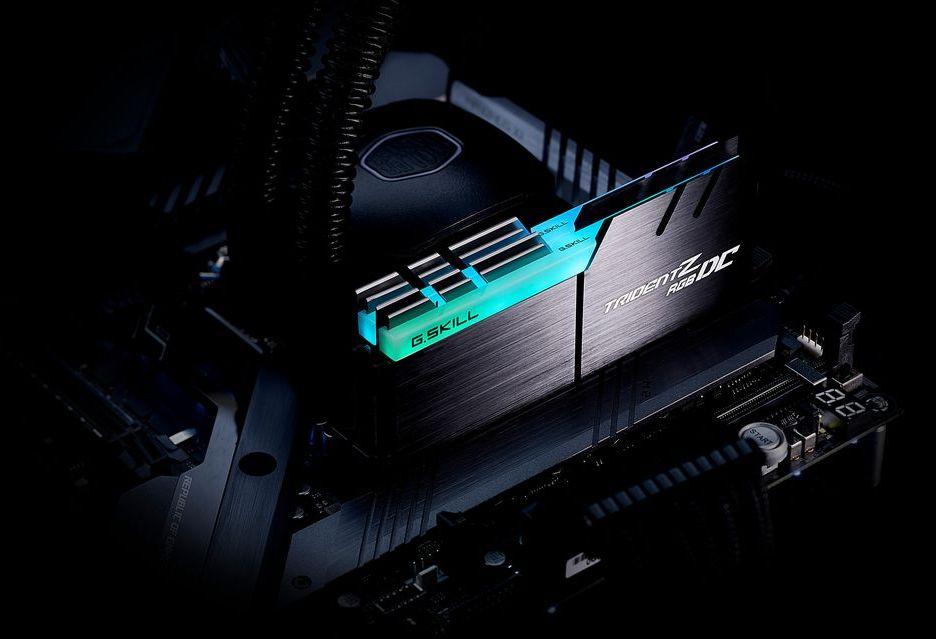 G.Skill prezentuje pamięci Trident Z RGB DC o podwójnej pojemności
