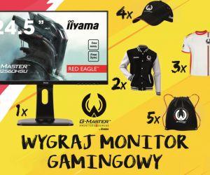 Wygraj monitor gamingowy iiyama G-Master!