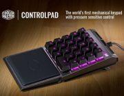 Klawiatura, która czuje siłę nacisku - ControlPad od Cooler Master