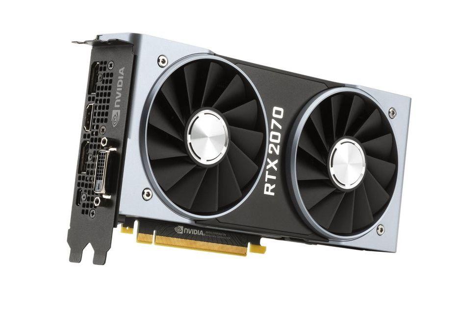 GeForce RTX 2070 trafia do sprzedaży - przegląd dostępnych modeli