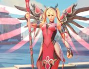 Rak piersi na celownikach graczy Overwatch