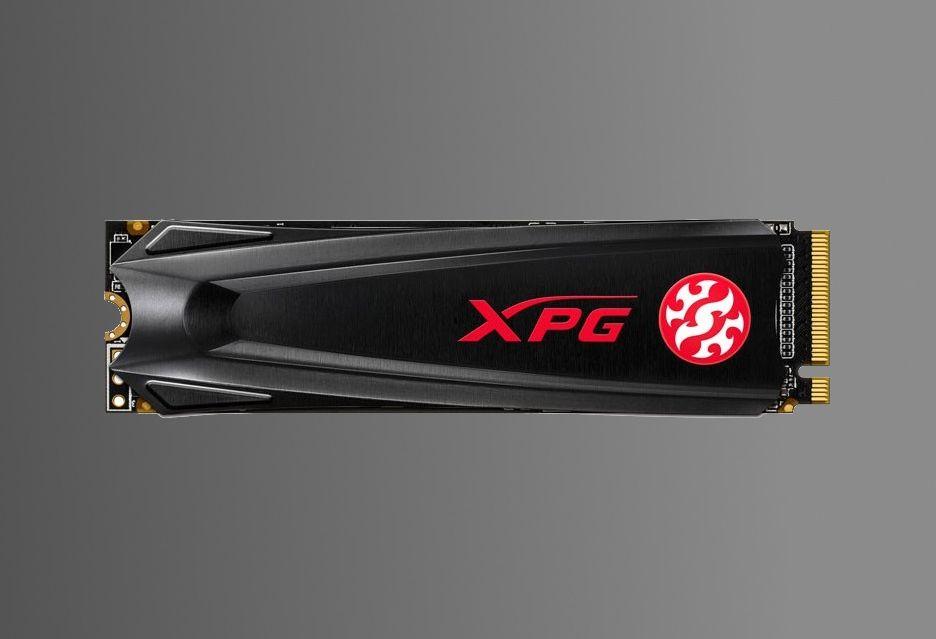 Gamingowy SSD z radiatorem - ADATA prezentuje XPG Gammix S5