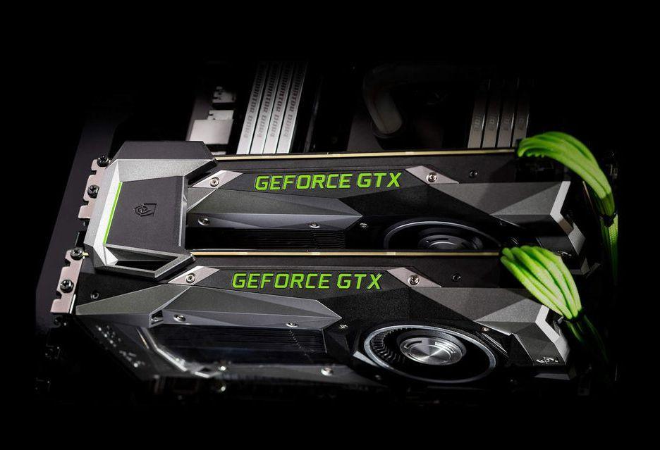 Konfiguracje GeForce SLI mają problem ze spadkami wydajności z funkcją G-Sync