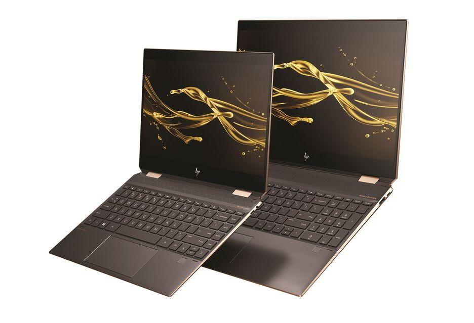 HP prezentuje nowe wersje Spectre x360 13 i 15 - klienci biznesowi będą zadowoleni