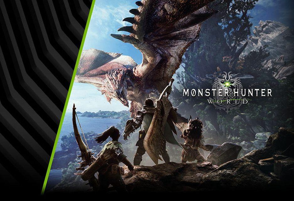 Nvidia dorzuca Monster Hunter: World do kart GeForce GTX [AKT. promocja przedłużona]