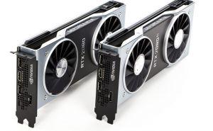 Problemy z działeniem kart GeForce RTX 2080 Ti
