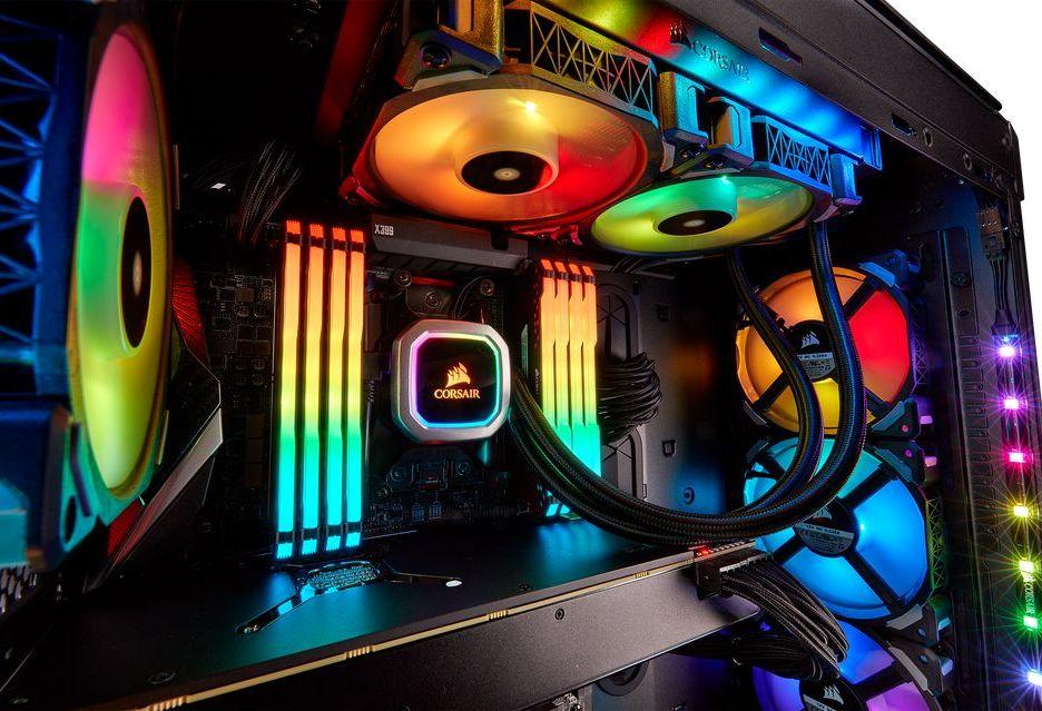 Corsair Hydro H100i i H115i RGB Platinum - podświetlane AiO dla entuzjastów