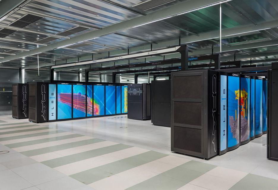 Niemcy budują superkomputer z nowymi procesorami AMD Epyc
