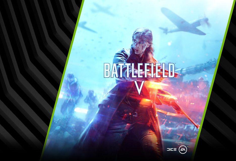 Battlefield 5 za darmo do kart GeForce RTX 2000