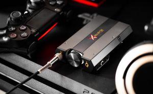 Creative Sound BlasterX G6 - test i recenzja