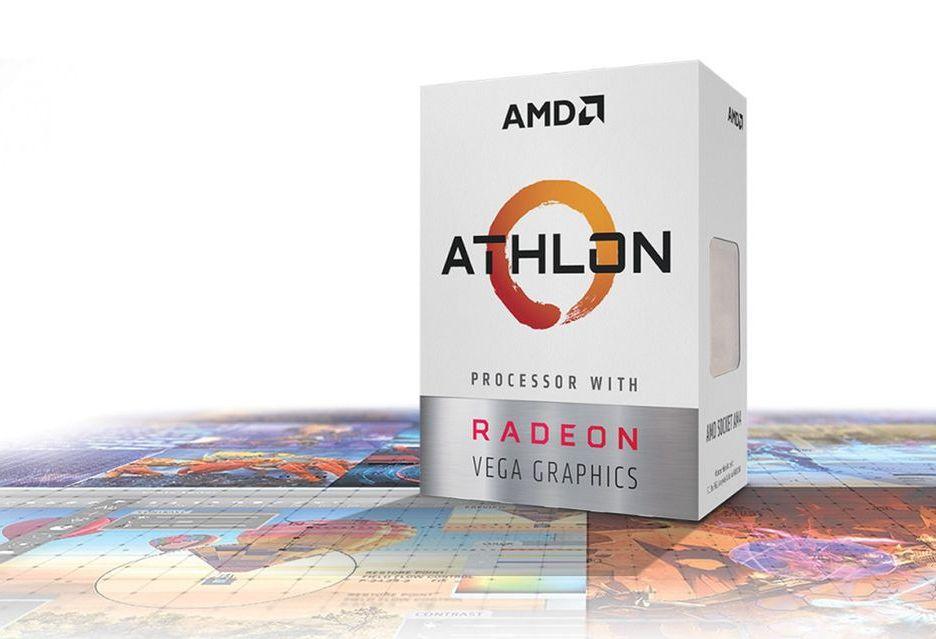 Athlon 200GE jednak z funkcją podkręcania [AKT. 2 - funkcja dostępna też na płytach Gigabyte]