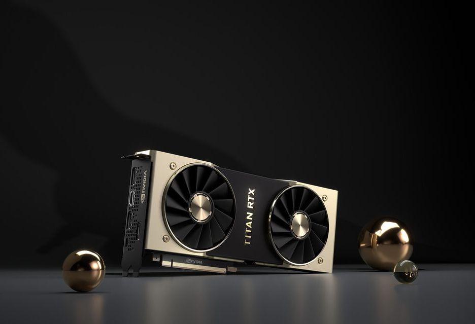 Nvidia Titan RTX już oficjalnie - specyfikacja i cena powala