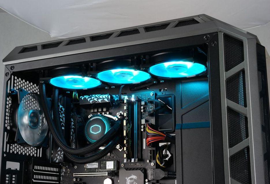 Cooler Master MasterLiquid ML360R RGB - chłodzenie AiO dla ceniących też wygląd