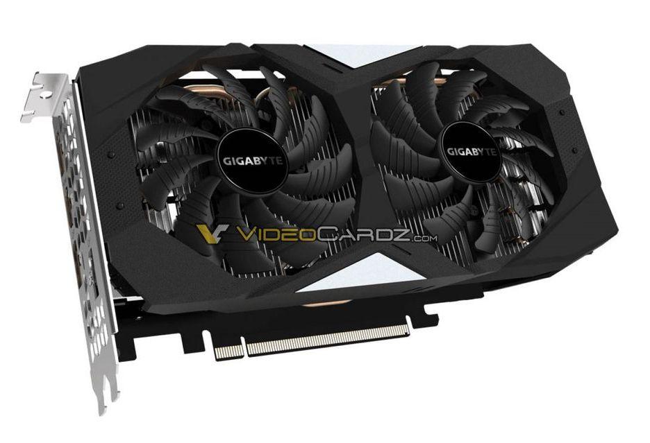 Gigabyte już ma gotową kartę GeForce RTX 2060 - mamy pierwsze zdjęcia