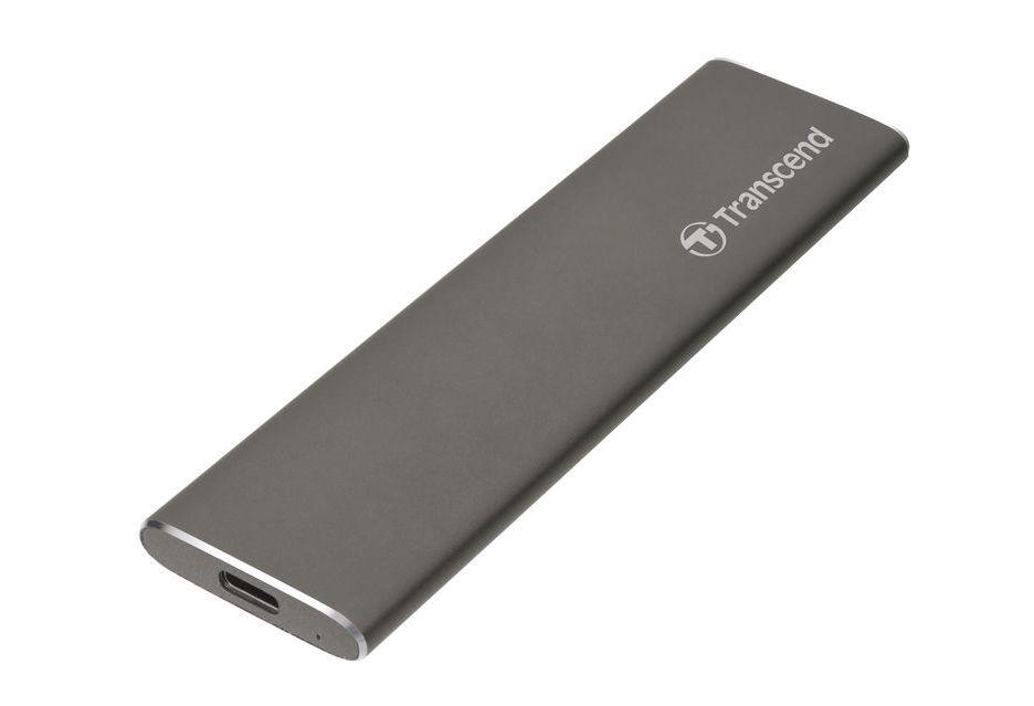 Transcend wprowadza do oferty przenośny SSD pod USB 3.1 typ C