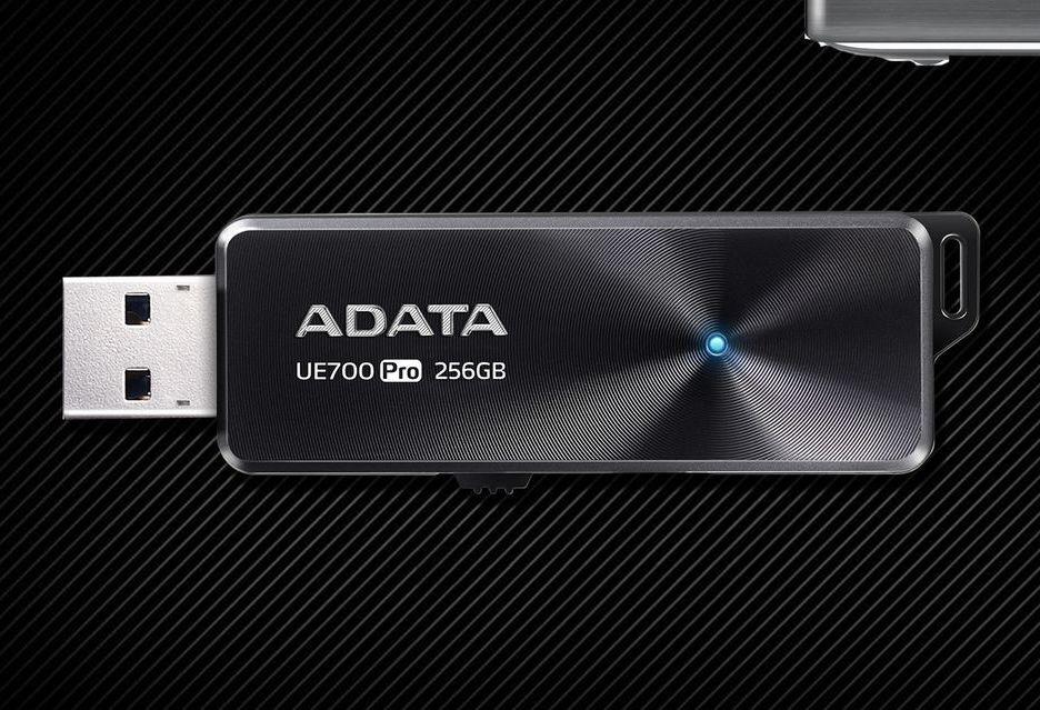 ADATA DashDrive Elite UE700 Pro - stylowy pendrive o jeszcze lepszej wydajności