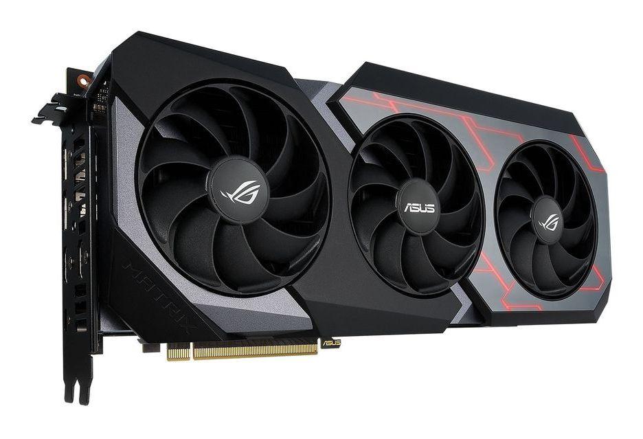 ASUS GeForce RTX 2080 (Ti) w wersji ROG Matrix - karta z wbudowanym chłodzeniem AiO