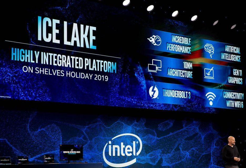Intel prezentuje 10 nm procesor Ice Lake (ale na premierę jeszcze trochę poczekamy)