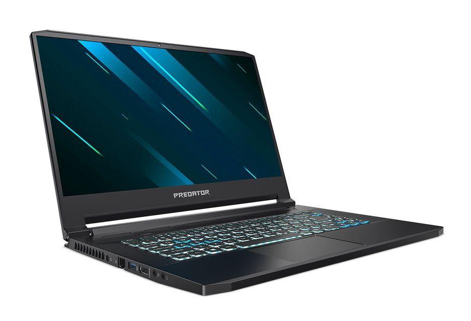 Acer Predator Triton 500 - 15-calowy laptop z GeForce RTX
