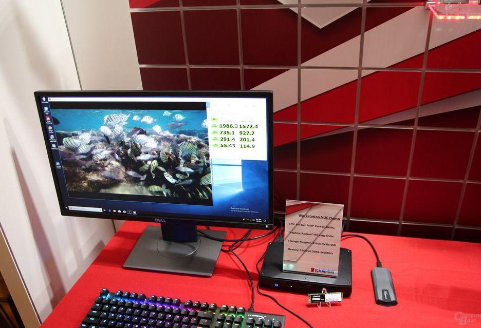 Kingston prezentuje dwa nowe SSD pod M.2 PCIe
