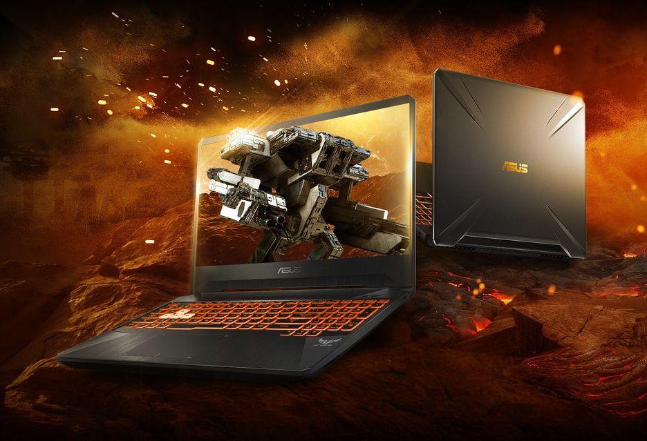 ASUS TUF FX505GY i FX705GY: laptopy do grania z AMD Ryzen 3000 i Radeon RX