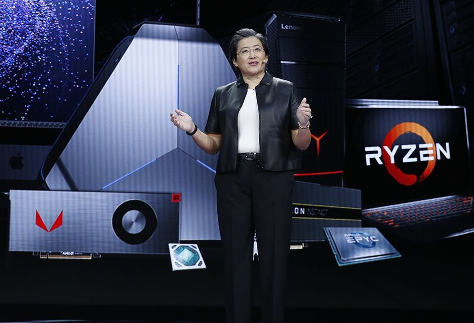 AMD też pracuje nad technologią Ray-tracing