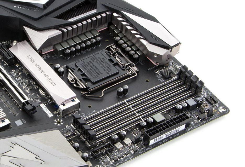 Płyty główne Intel 300 teraz z obsługą aż 128 GB pamięci RAM