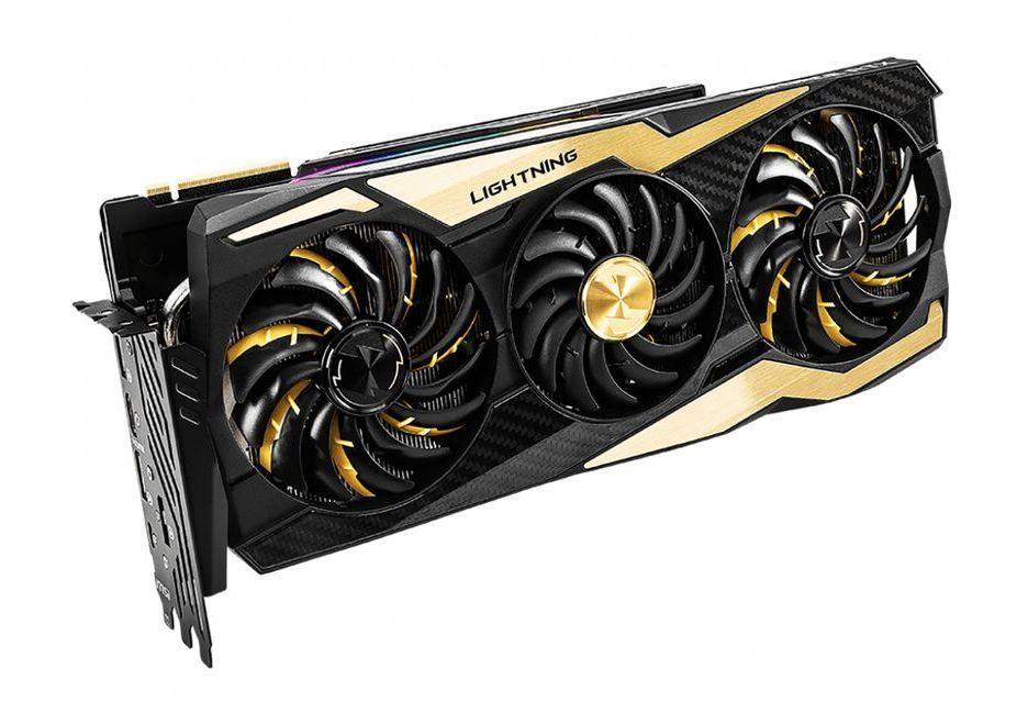 MSI GeForce RTX 2080 Ti Lightning Z już oficjalnie - karta zainteresuje overclockerów